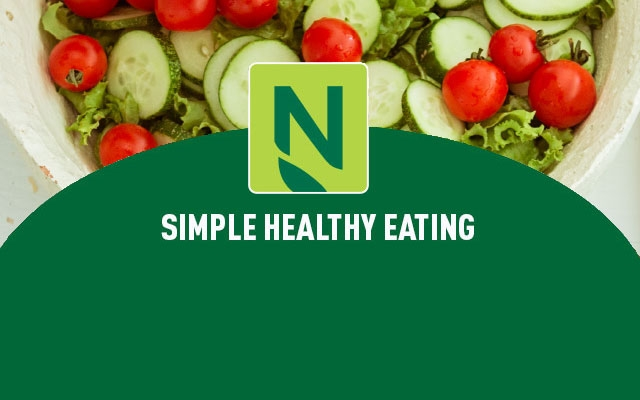 Nourish: Simple Healthy Eating