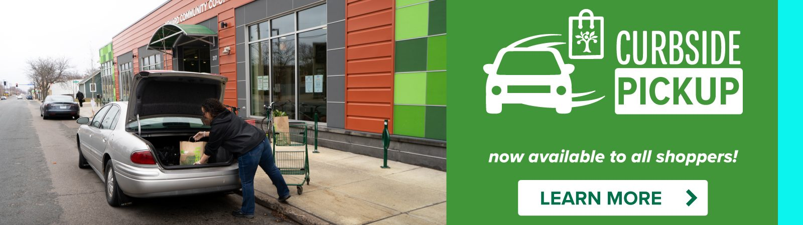 curbside pickup now available to all shoppers