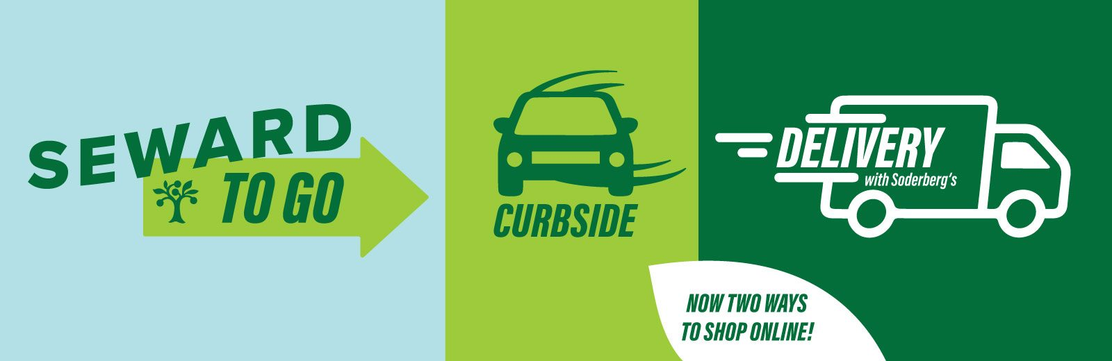 Seward To Go - Shop Curbside or Delivery