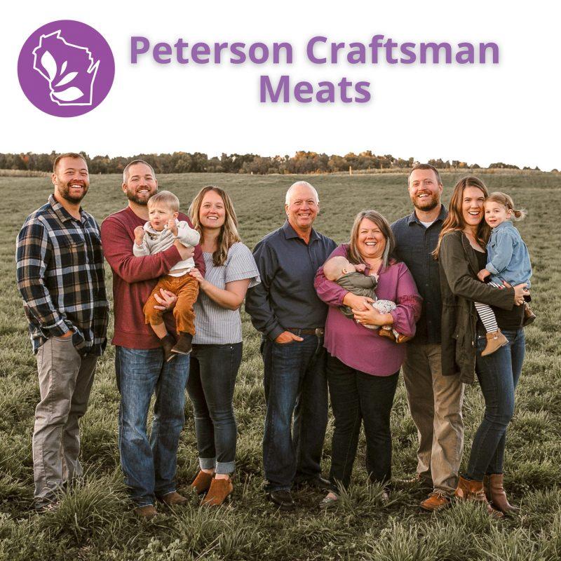 Pasture Raised, Grain-finished Pork & Beef