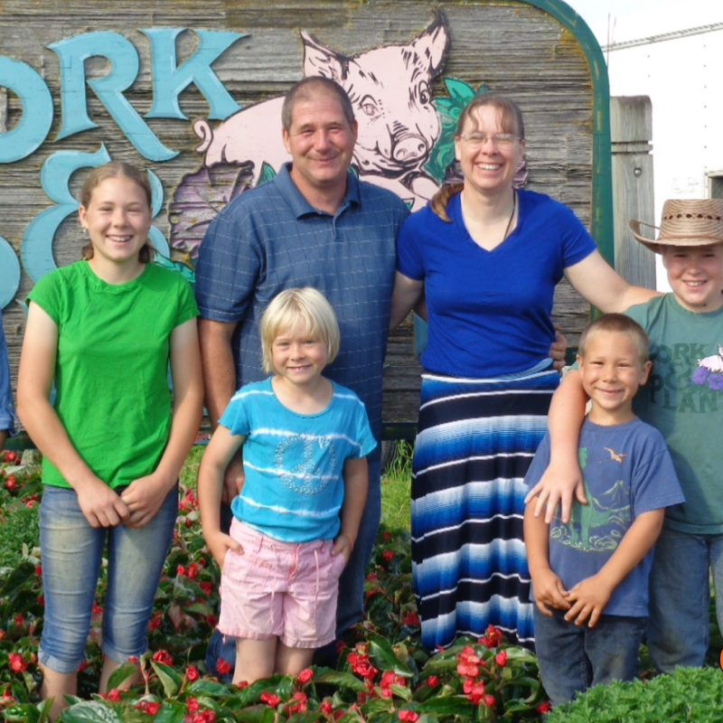 Pork & Plants